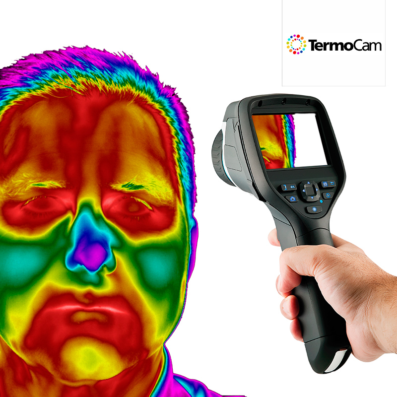 Sistemas completos de termografia - TermoCam