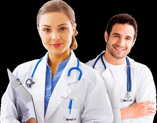 Cadastro - Médicos - termografia - TermoCam